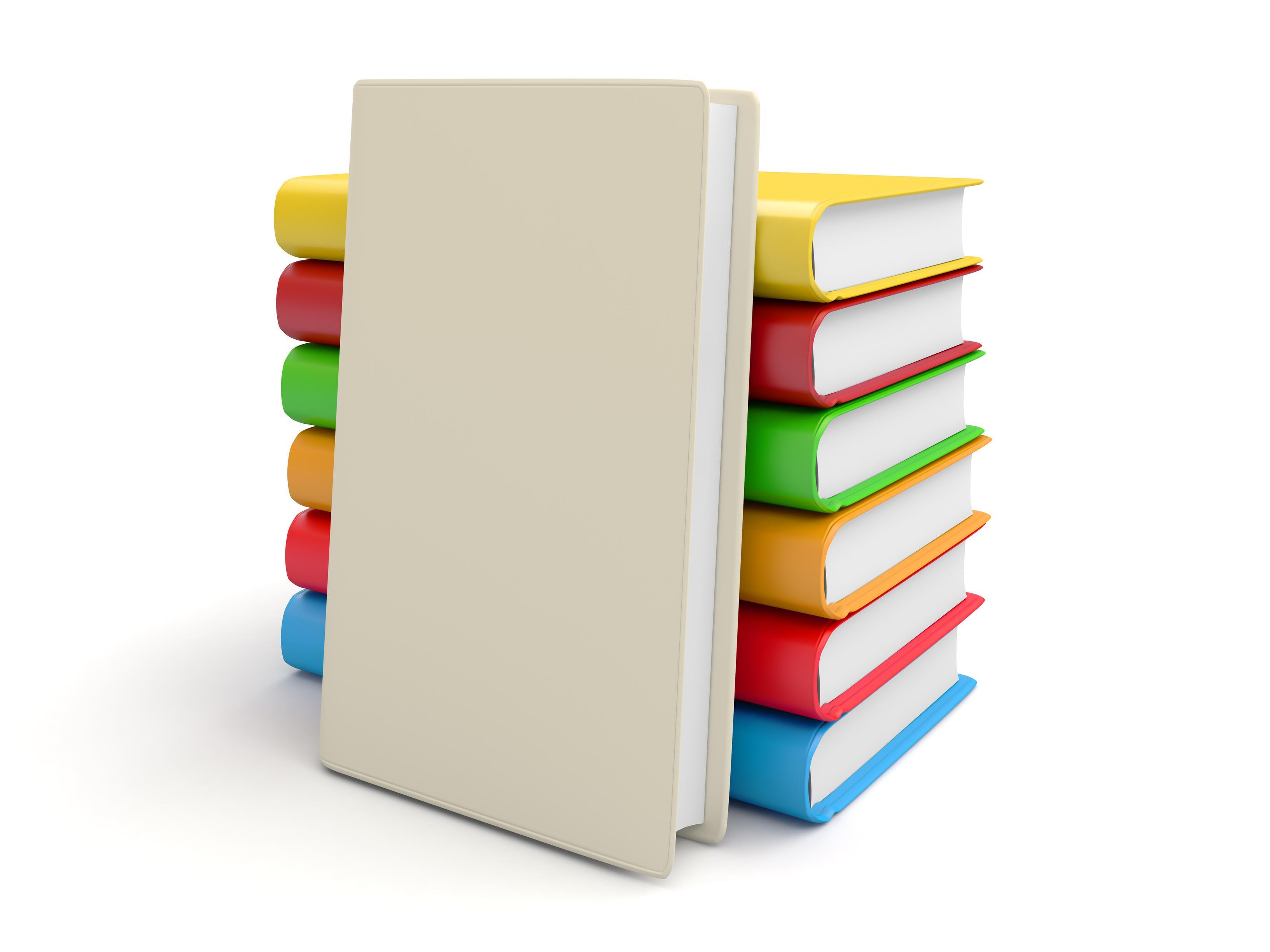 book stack large al getler