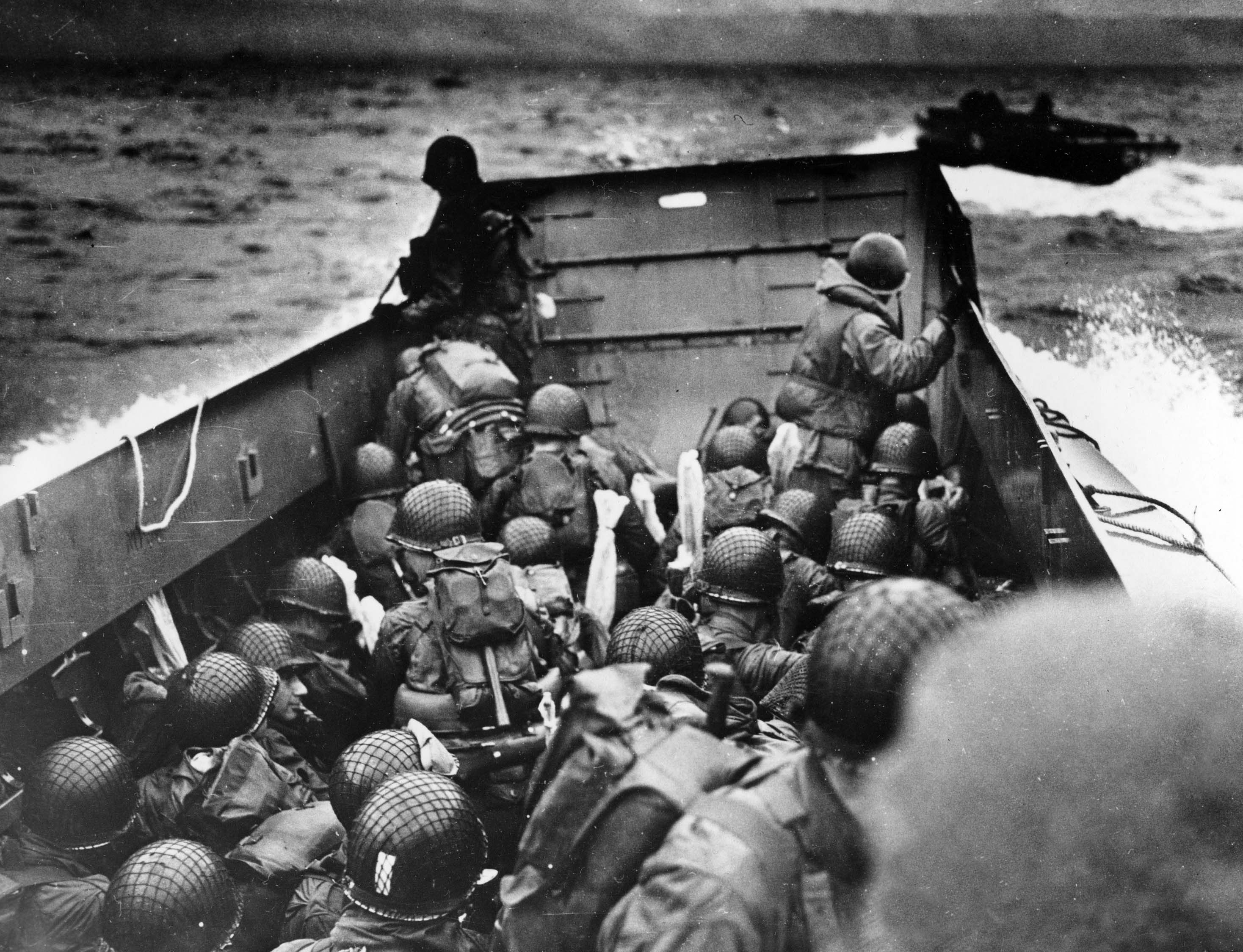 the d day Define d-day: a day set for launching an operation specifically : june 6, 1944, on which allied forces began the invasion of france in world war ii.